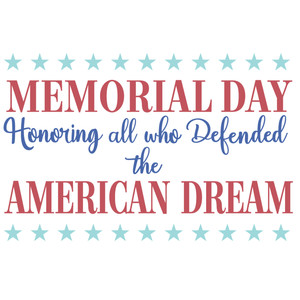 memorial day honor