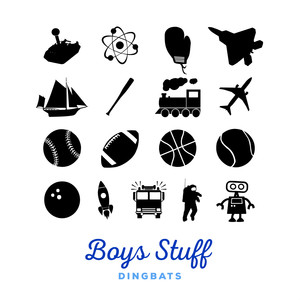 boys stuff dngbats