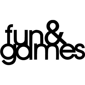 phrase: fun & games