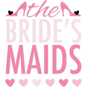 the bride's maids title