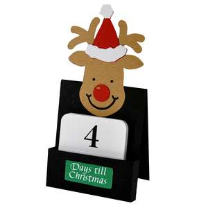 happy rudolph advent calendar