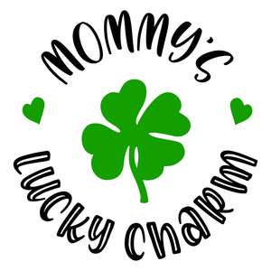 mommy's lucky charm