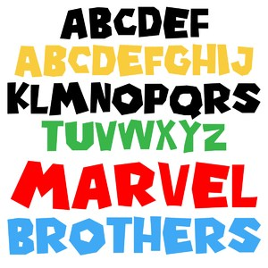 zp marvel brothers