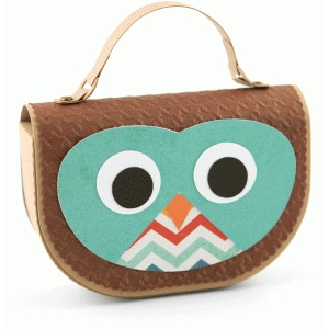 3d lori whitlock owl purse box