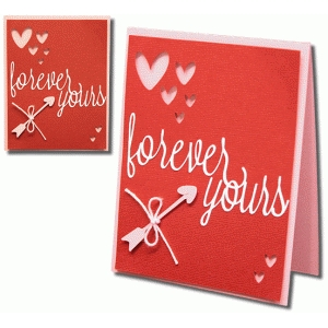 a2 forever yours card