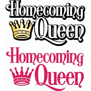 homecoming titles - queen