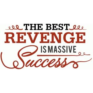 the best revenge quote