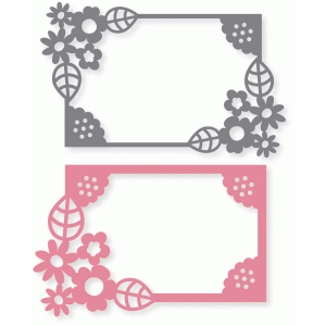 flower patch frame