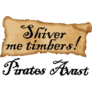 pirate phrases