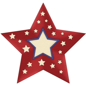 patriotic star two