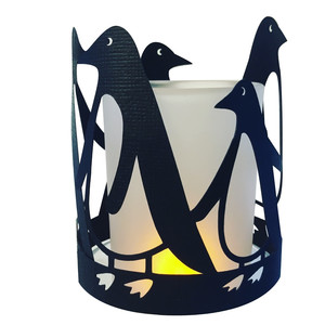 penguins lantern