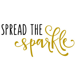 spread the sparkle