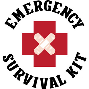 emergency survival kit medical
