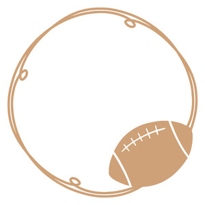 football loop frame