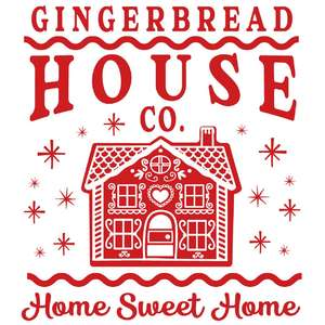 gingerbread house co. sign