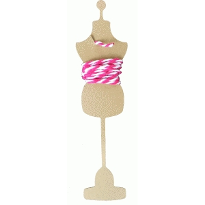 dress form twine dispenser