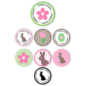 easter icons - tags