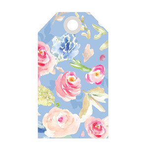 cute spring gift tag