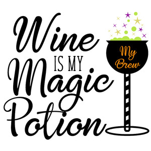 wine magic potion