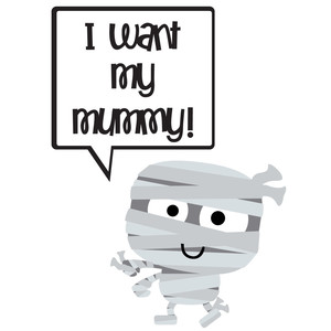 so franken cute - mummy