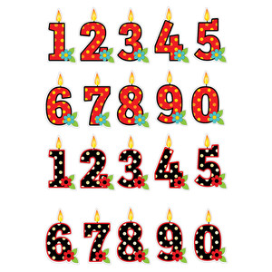 mix and match candle numbers