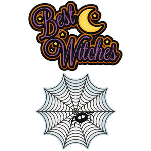 best witches title and spider web