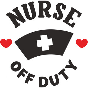 nurse off duty