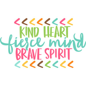 kind heart phrase