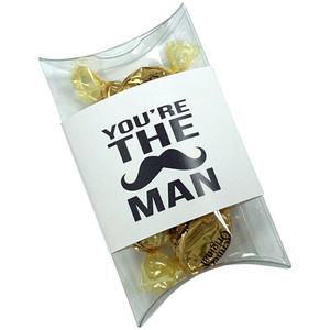 you're the man pillow box