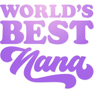 world's best nana