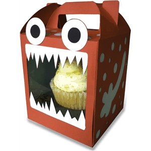 cupcake monster box