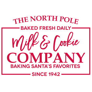 the north pole milk & cookie co