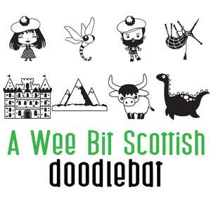 a wee bit scottish doodlebat