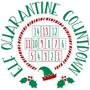 elf quarantine countdown