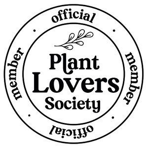 official member - plant lovers society