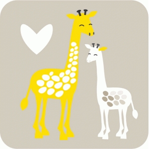 echo park giraffe love
