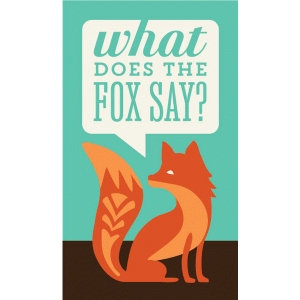 bg what does the fox say