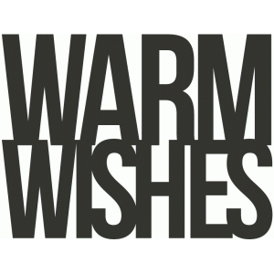 warm wishes title