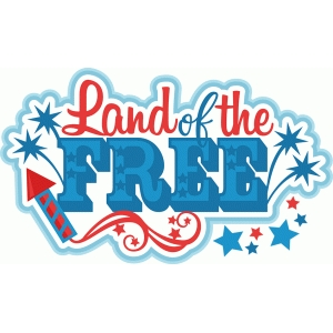 land of the free title
