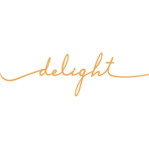 delight word border
