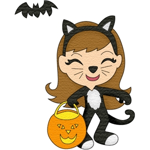 costume kids cat