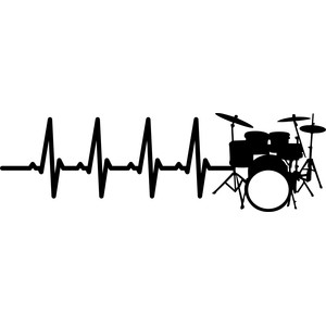 heartbeat drums