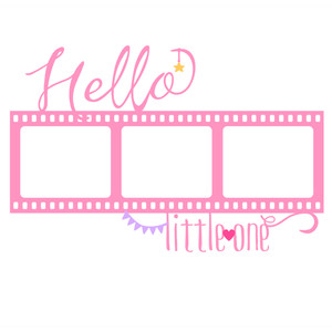 hello little one film frame