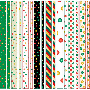 christmas gumball washi tapes