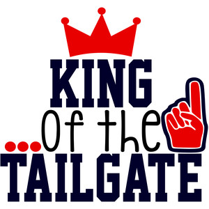 king of the tailgate