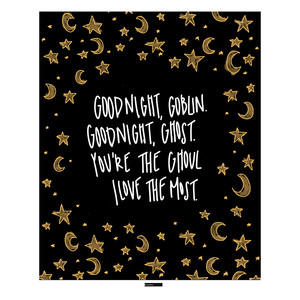 goodnight goblin printable