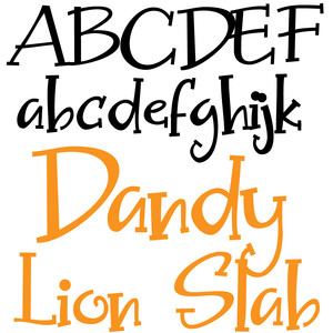 zp dandy lion slab