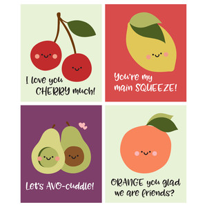 main squeeze valentine cards