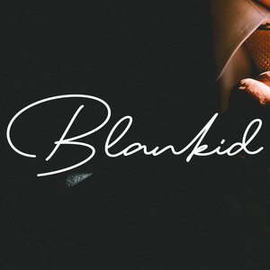 blankid font