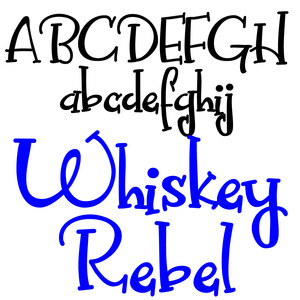 zp whiskey rebel